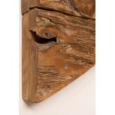 Raffahouten wandplank, miniatuur afbeelding 6