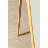 Staande spiegel in grenenhout (137x45,5 cm) naty, miniatuur afbeelding 4