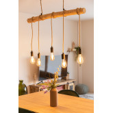 Silian naturel Plafondlamp , miniatuur afbeelding 2
