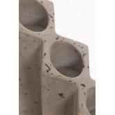 Yotuel Cement kaarsenhouder, miniatuur afbeelding 3