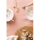 Glad tafelkleed (150 x 200 cm) Malvi , miniatuur afbeelding 2