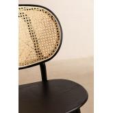 Iepenhouten stoel Afri, miniatuur afbeelding 5