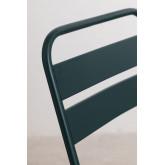 Janti opklapbare tafelset (60x60 cm) & 2 Janti opklapbare tuinstoelen, miniatuur afbeelding 5