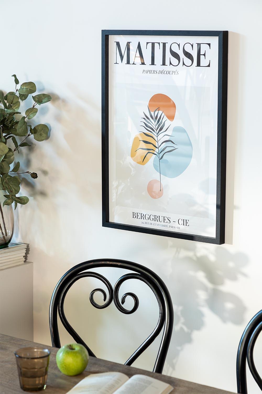 Decoratief blad (50x70 cm) Palma, galerij beeld 1