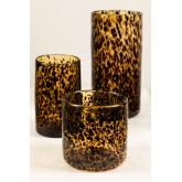 Jazz glazen vaas, miniatuur afbeelding 5