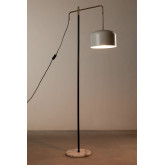 Vloerlamp met Fendi hangscherm, miniatuur afbeelding 4