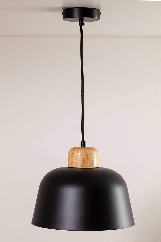 Claudi plafondlamp, galerij beeld 1