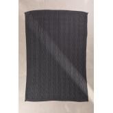 Plaid Anuri katoenen deken, miniatuur afbeelding 3