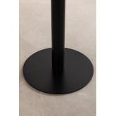 Onic hoge tafel Ø60, miniatuur afbeelding 5