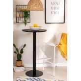 Onic hoge tafel Ø60, miniatuur afbeelding 1