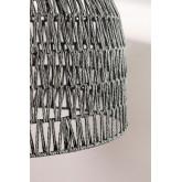 Mylo gedraaide papieren plafondlamp, miniatuur afbeelding 3
