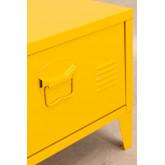 Pohpli metalen locker salontafel, miniatuur afbeelding 5