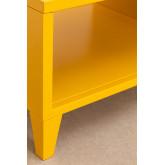 Pohpli metalen locker salontafel, miniatuur afbeelding 6