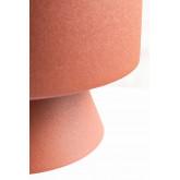 Metalen Zuri vaas, miniatuur afbeelding 4