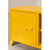 Tv-meubel met metalen plank Pohpli, miniatuur afbeelding 5