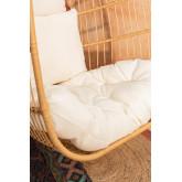 Hangmat in rieten Zosky, miniatuur afbeelding 6