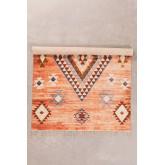 Katoenen vloerkleed (195x175 cm) Kinari, miniatuur afbeelding 2