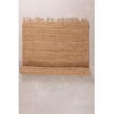 Calmah Tapijt van Natuurlijke hennep, miniatuur afbeelding 2