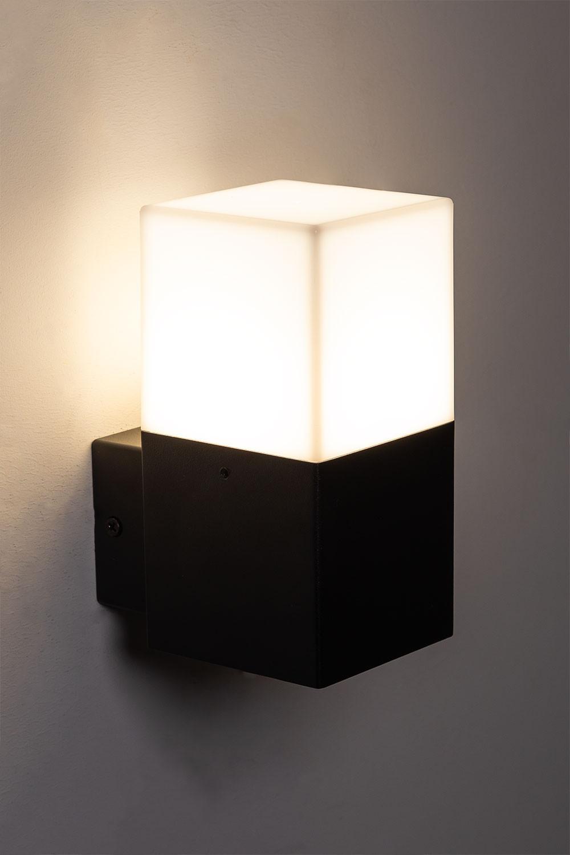 Ysta Outdoor Led Wandlamp, galerij beeld 1
