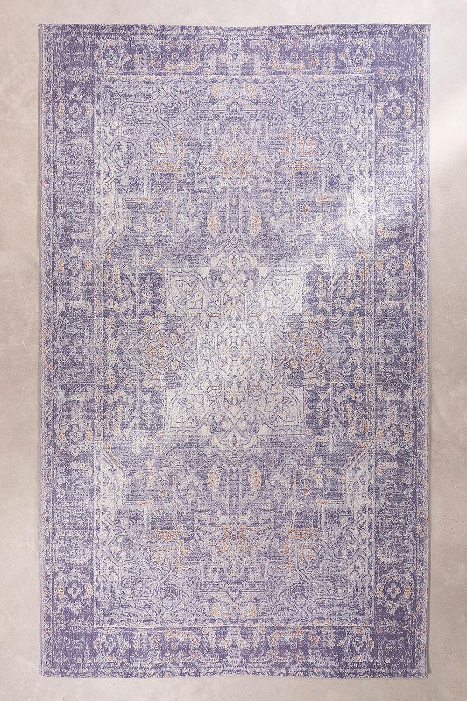 Tapijt van katoen Chenille (300x180 cm) Anissa, galerij beeld 1