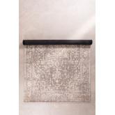 Tapijt van chenille van katoen (300x180 cm) Busra, miniatuur afbeelding 2