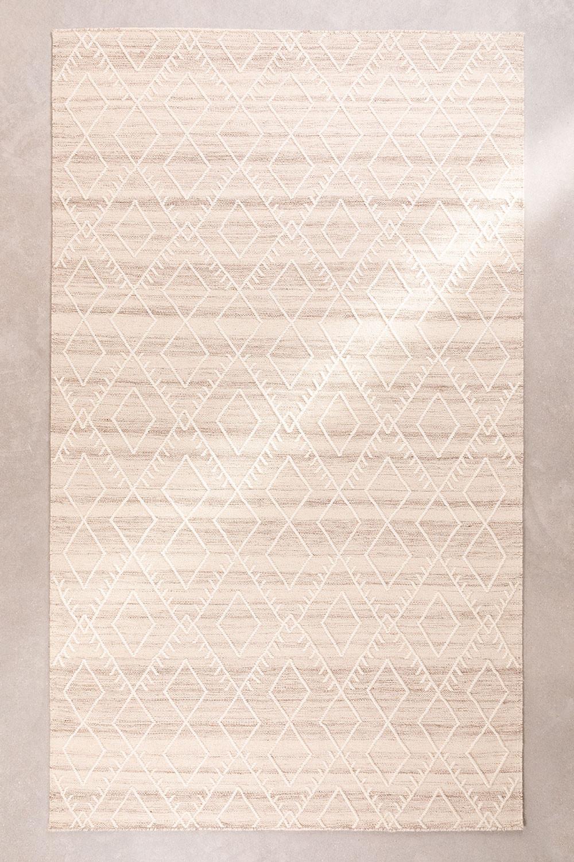 Wollen vloerkleed (305x180 cm) Dunias, galerij beeld 1