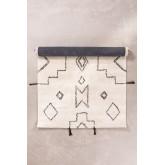 Katoenen vloerkleed (180x120 cm) Reddo, miniatuur afbeelding 2