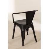 LIX Vintage stoel met armleuningen, miniatuur afbeelding 4