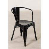 LIX stoel met armleuningen, miniatuur afbeelding 1