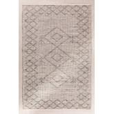 Katoenen vloerkleed (120x185 cm) Frika, miniatuur afbeelding 1