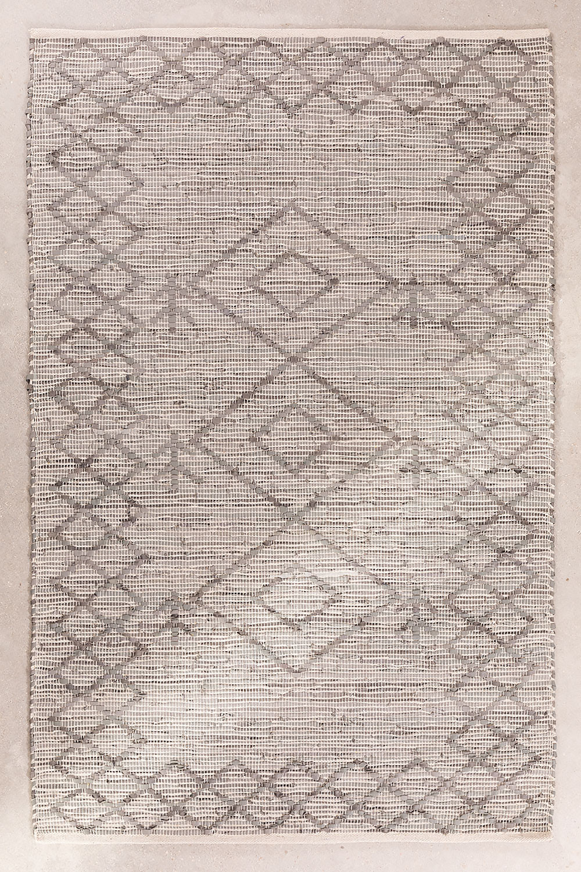 Katoenen vloerkleed (120x185 cm) Frika, galerij beeld 1