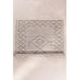 Katoenen vloerkleed (120x185 cm) Frika, miniatuur afbeelding 2