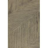 Belah Elm Wood Sofa tafel, miniatuur afbeelding 6