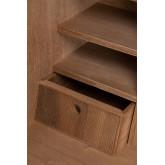 Bureau met planken in MDF en metalen Valar, miniatuur afbeelding 5