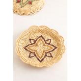 Set van 3 Siona decoratieve borden, miniatuur afbeelding 4