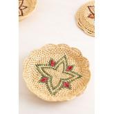 Set van 3 Siona decoratieve borden, miniatuur afbeelding 5