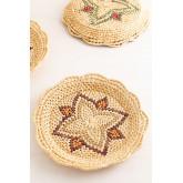 Set van 3 Siona decoratieve borden, miniatuur afbeelding 6