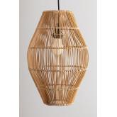 Khumo bamboe plafondlamp, miniatuur afbeelding 3