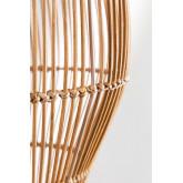 Khumo bamboe plafondlamp, miniatuur afbeelding 4
