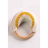 Enfis Katoenen Rammelaar voor kinderen, miniatuur afbeelding 1