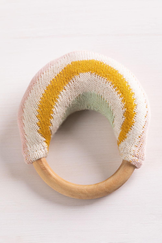 Enfis Katoenen Rammelaar voor kinderen, galerij beeld 1