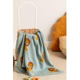 Meru Kids katoenen deken, miniatuur afbeelding 1