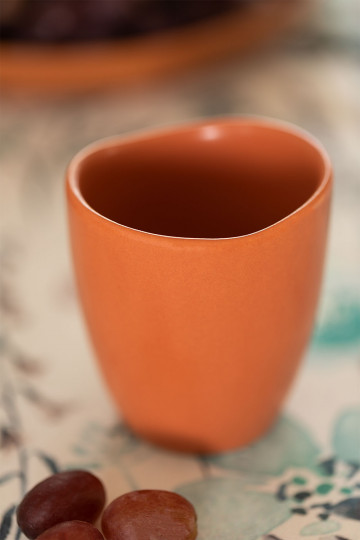 Duwo keramische koffiemok