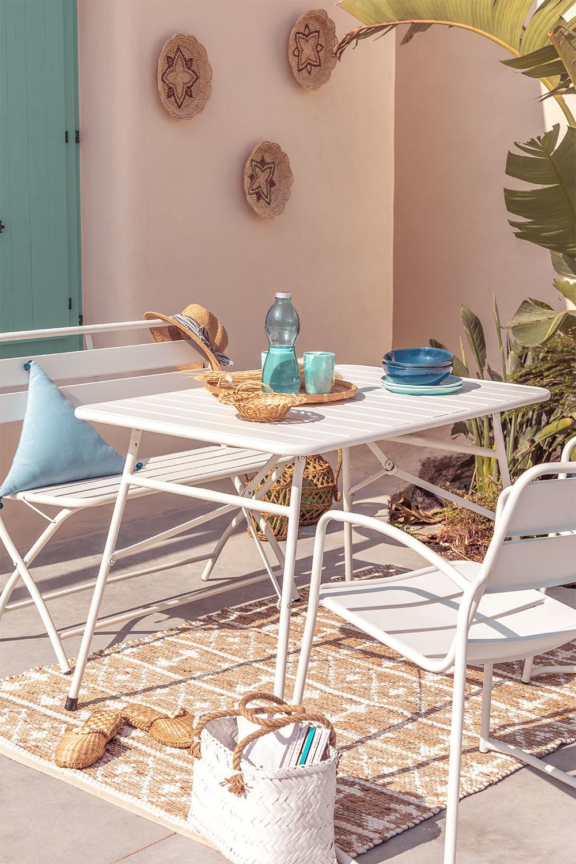 Janti Outdoor klaptafel, galerij beeld 1