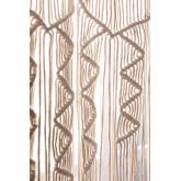 Macramé gordijn (215x110 cm) Zulema, miniatuur afbeelding 4