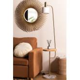 Vloerlamp met tafel Águeda, miniatuur afbeelding 1