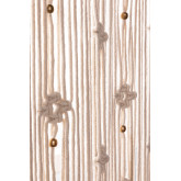 Macramé gordijn (215x110 cm) Luana, miniatuur afbeelding 5
