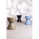 Ronde Tao keramische bijzettafel, miniatuur afbeelding 6