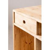 Arlan houten opbergbureau, miniatuur afbeelding 6