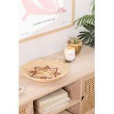 Set van 3 Siona decoratieve borden, miniatuur afbeelding 2